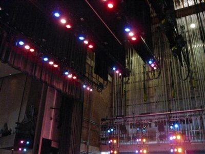Mcalister Auditorium Productions Unlimited Inc