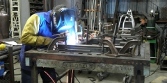 Fabrication and Metal Shop