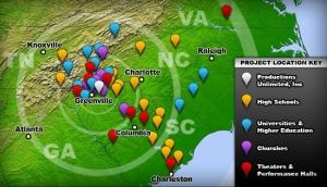 Portfolio Map